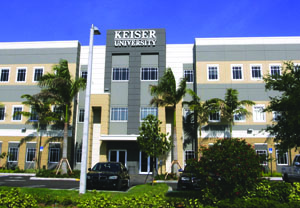 Keiser University Colleges in Miami, Fl