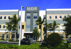 Keiser University West Palm Beach Fl