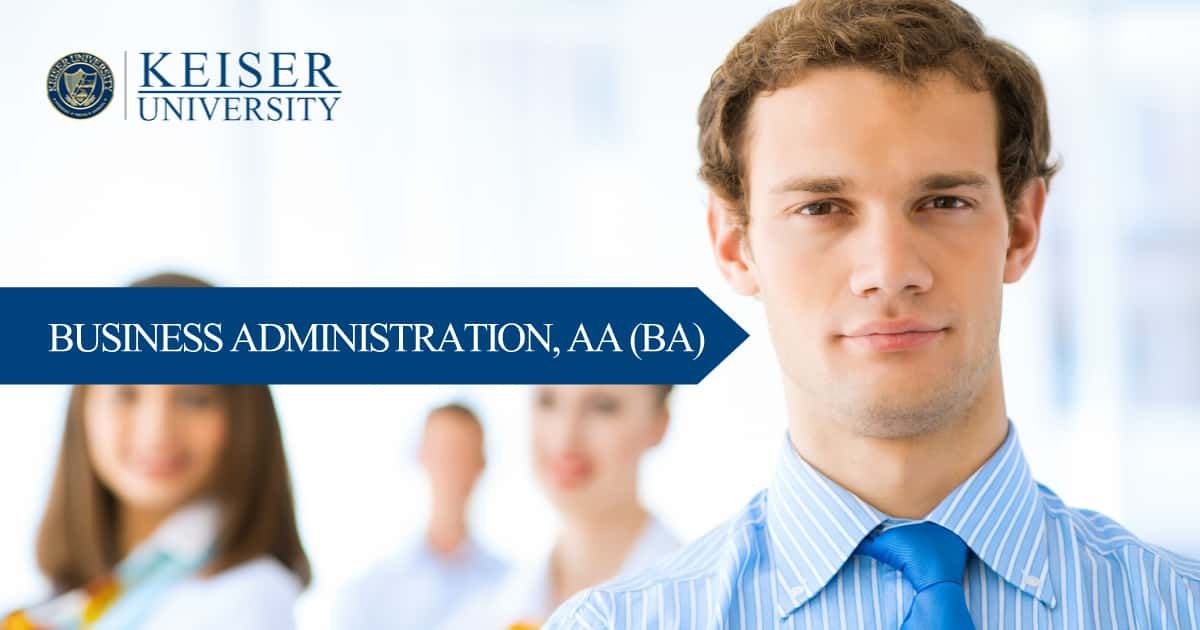 Associates in Business Administration, AA - Keiser University