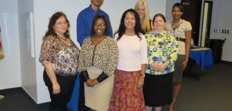 PTK induction March 2014 group