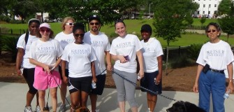 American Lung Association Walk May 2014 2