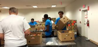 Feeding S Florida May 2014 warehouse 2