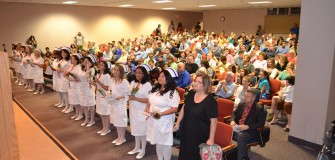 Nursing Pinning May 2014