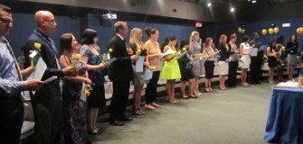 PTK Induction May 2014