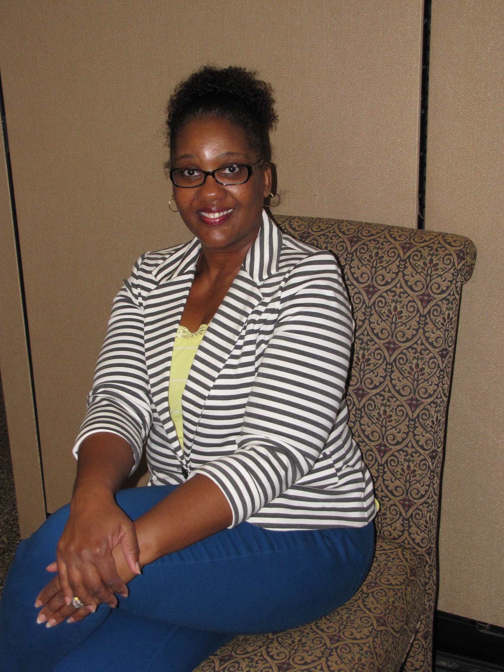 STUDENT SPOTLIGHT: Claudette Fuller, Graduate School