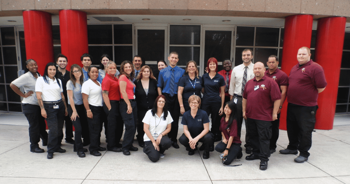 Tampa Students Visit FDLE