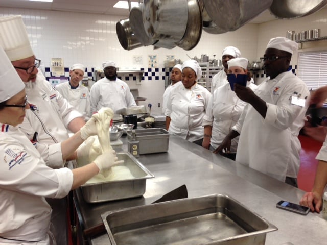 Culinary Students in Tallahassee Get Cheesy