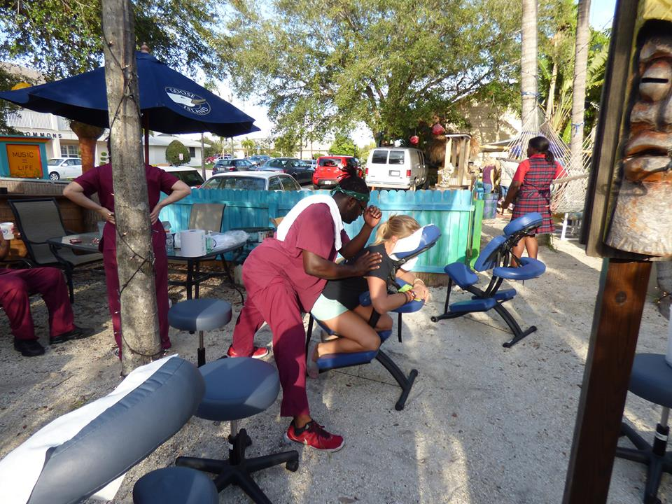Port St. Lucie Massage Therapy Students Host Fundraiser for a Local Family