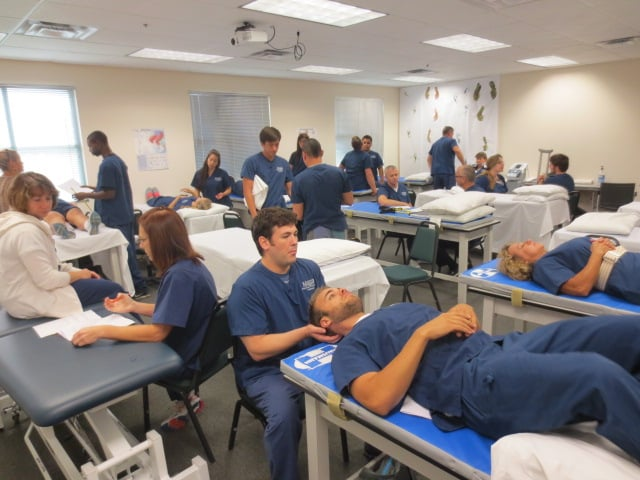 Sarasota Prepares Physical Therapy Assistant Students for Internships