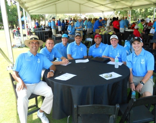 COGSM Students Volunteer for Special Olympics Golf Tournament