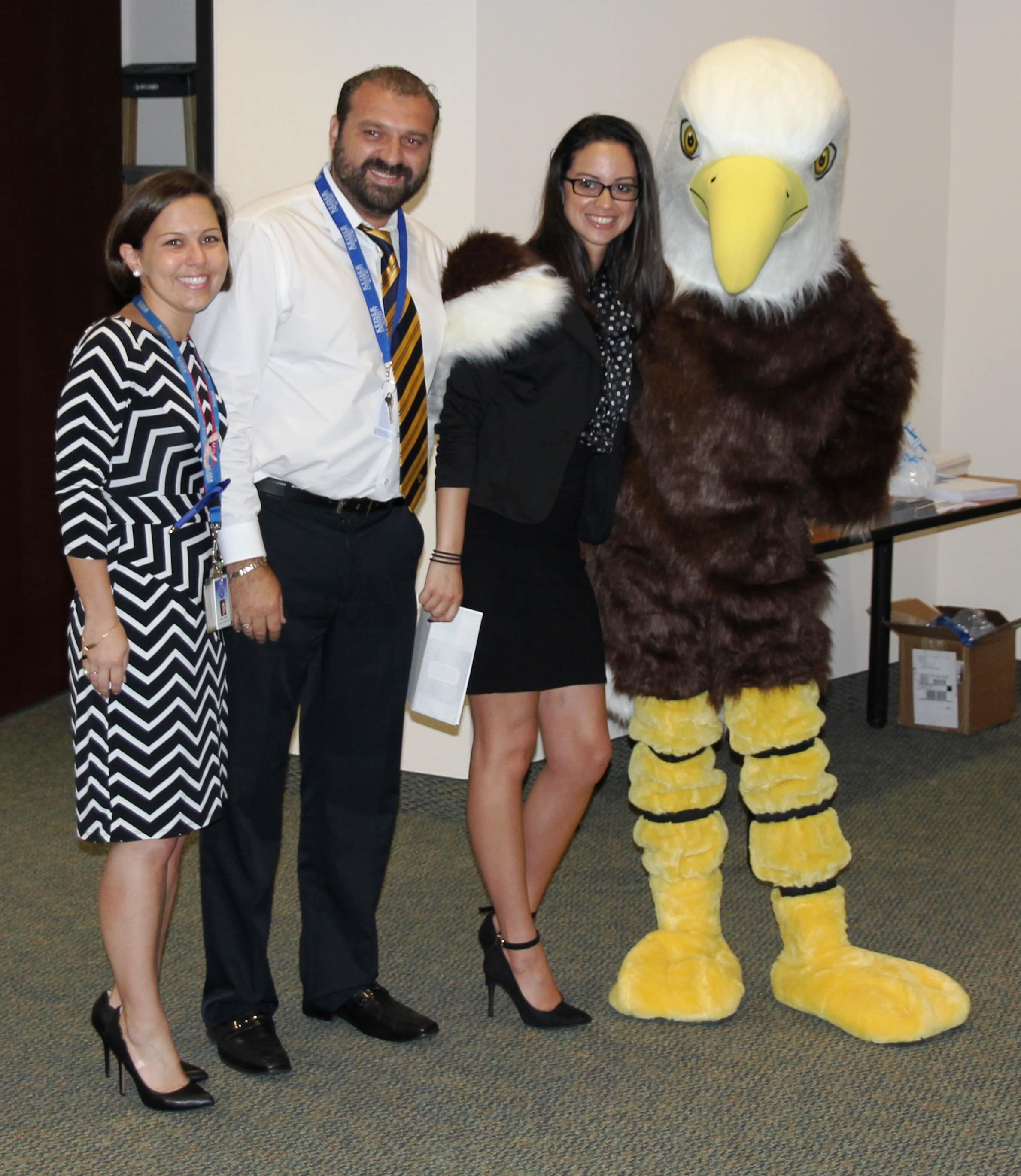 UPS Scholarship is Presented in Miami
