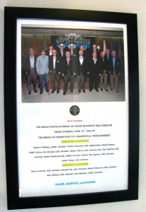 VVA congressional medal of honor partnership citation Sept. 2014 2