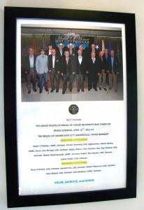 VVA congressional medal of honor partnership citation Sept. 2014 2