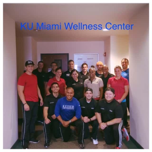 Miami Kicks Off Their Wellness Program