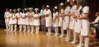 nurses pinning Sept. 2014