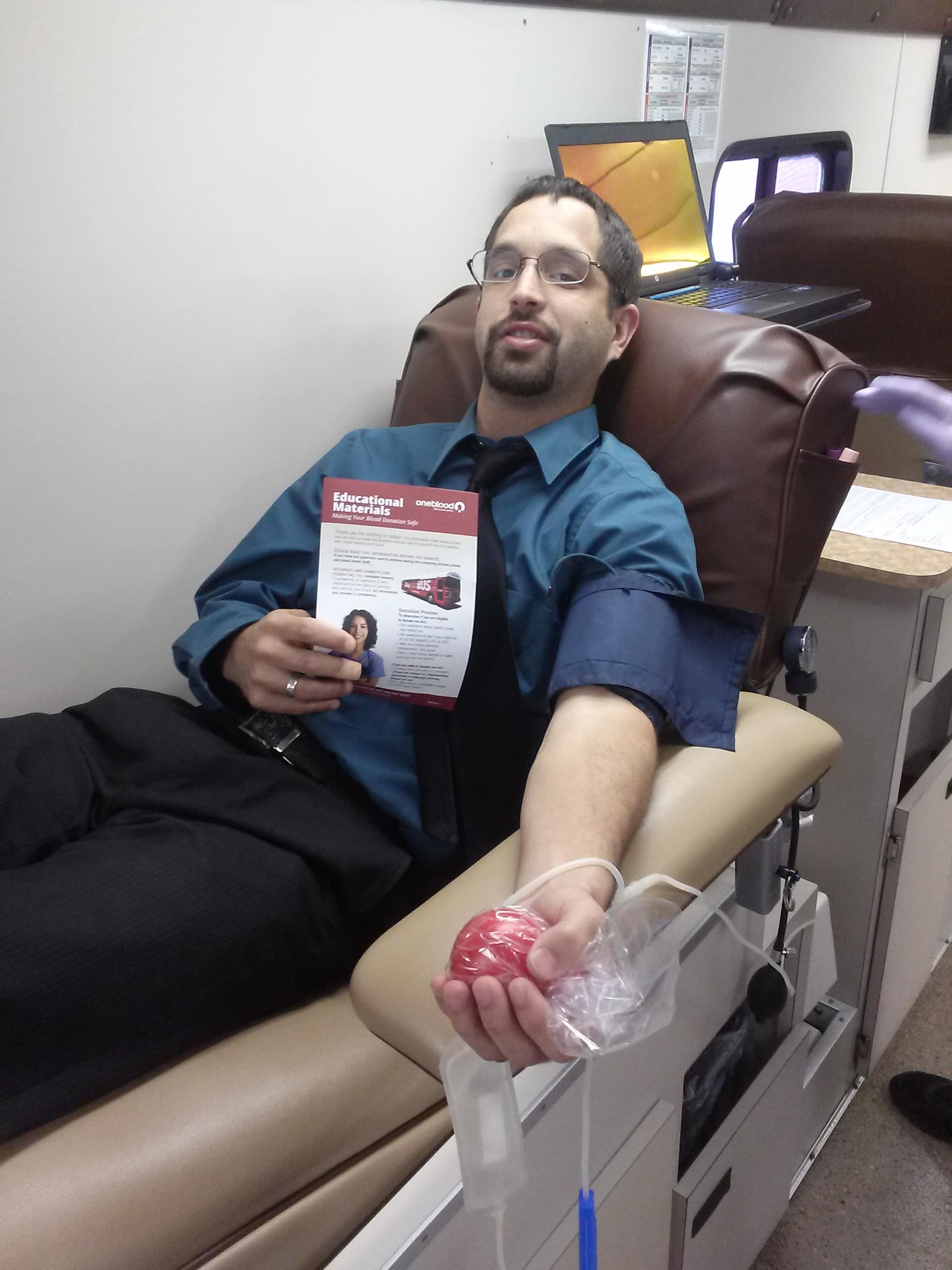Fort Myers Campus Hosts Starve A Vampire Blood Drive (Just In Time For Halloween)