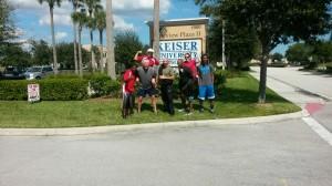 COGSM Keiser Krushers Oct. 2014