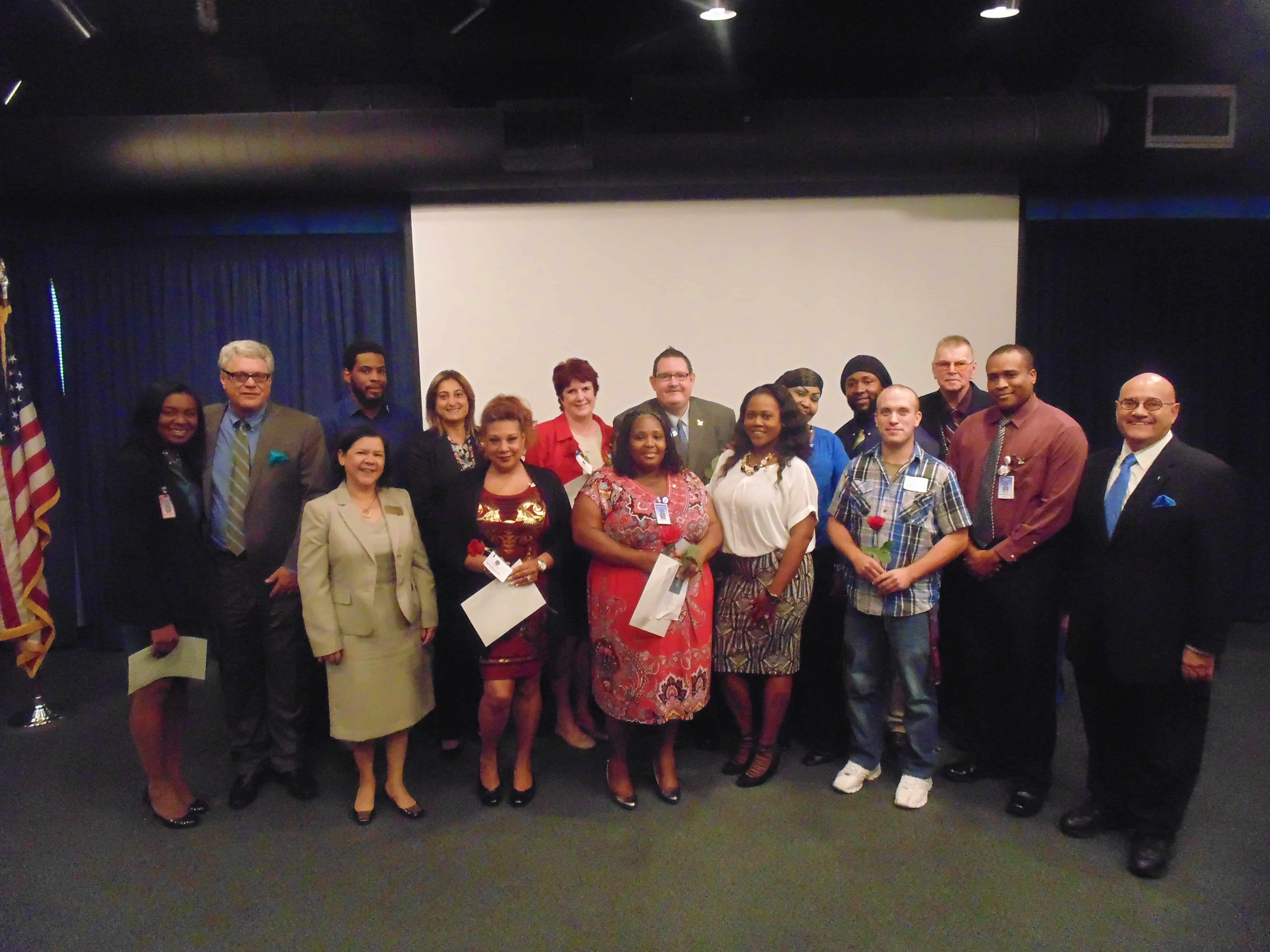 Ft. Lauderdale Hosted the First Ever Eagles Club Pinning Ceremony