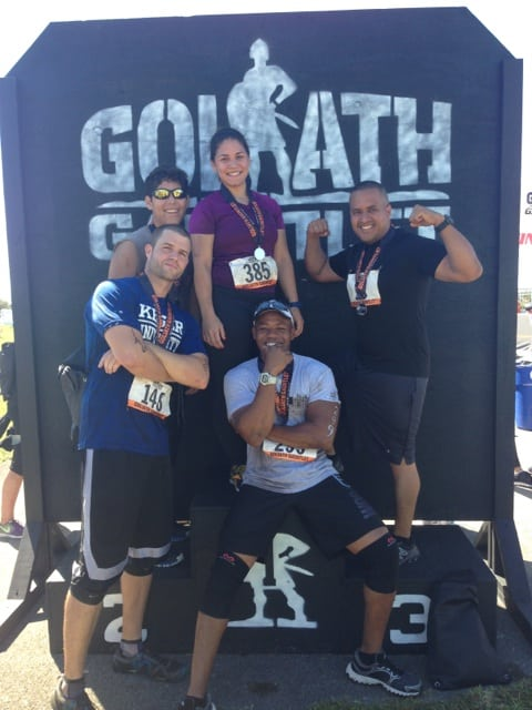 SMFT Students From Miami Participate in Goliath Gauntlet