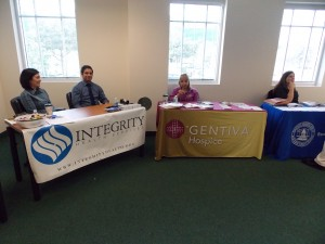 Job Fair Oct. 2014