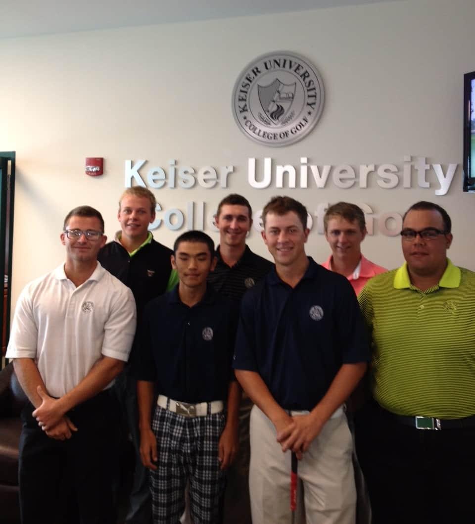 An Update on the KU Eagles Golf Club