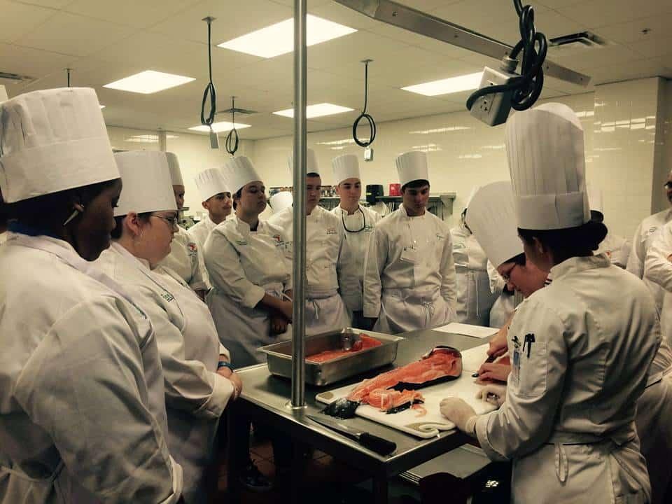 Sarasota's Center for Culinary Arts Hosted a ProStart Regional Workshop
