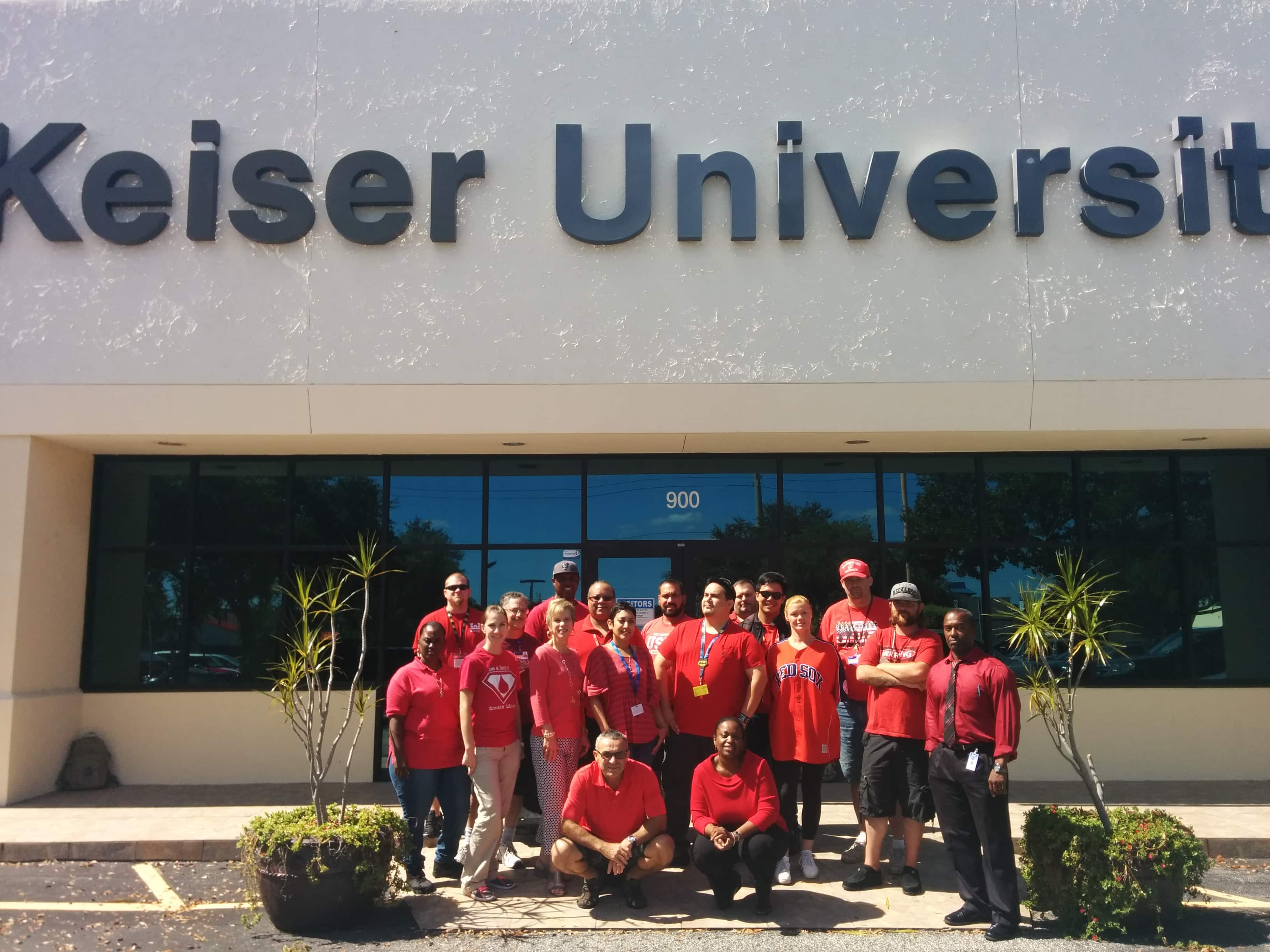 Ku Goes Quot Red For Tomorrows Quot On Behalf Of Cystic Fibrosis