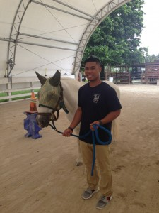 OTA Hippotherapy Oct. 2014 2