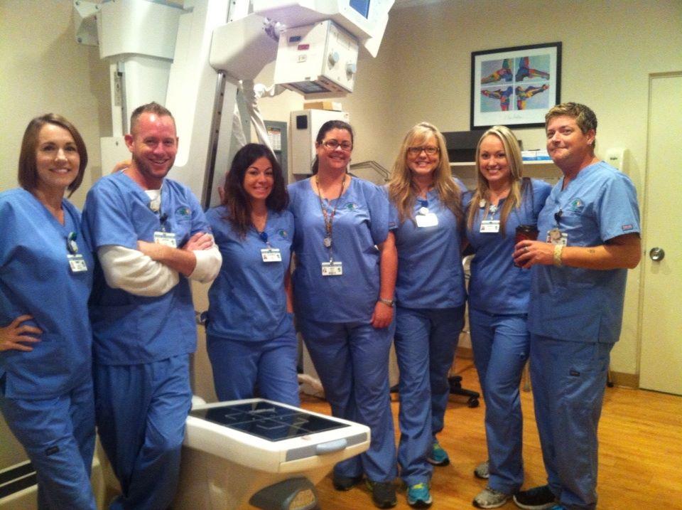 Radiologic Technology Alumni Recognized at the Orthopedic Clinic of Daytona