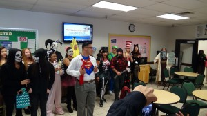 SGA costume contest Oct. 2014 2