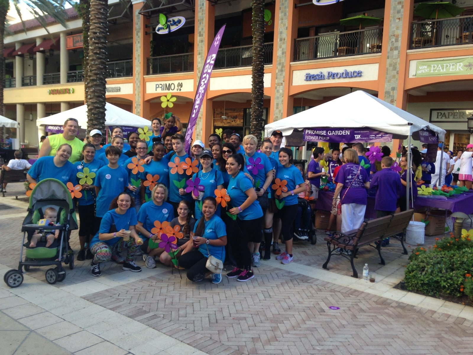 West Palm Beach Walks for Alzheimer's