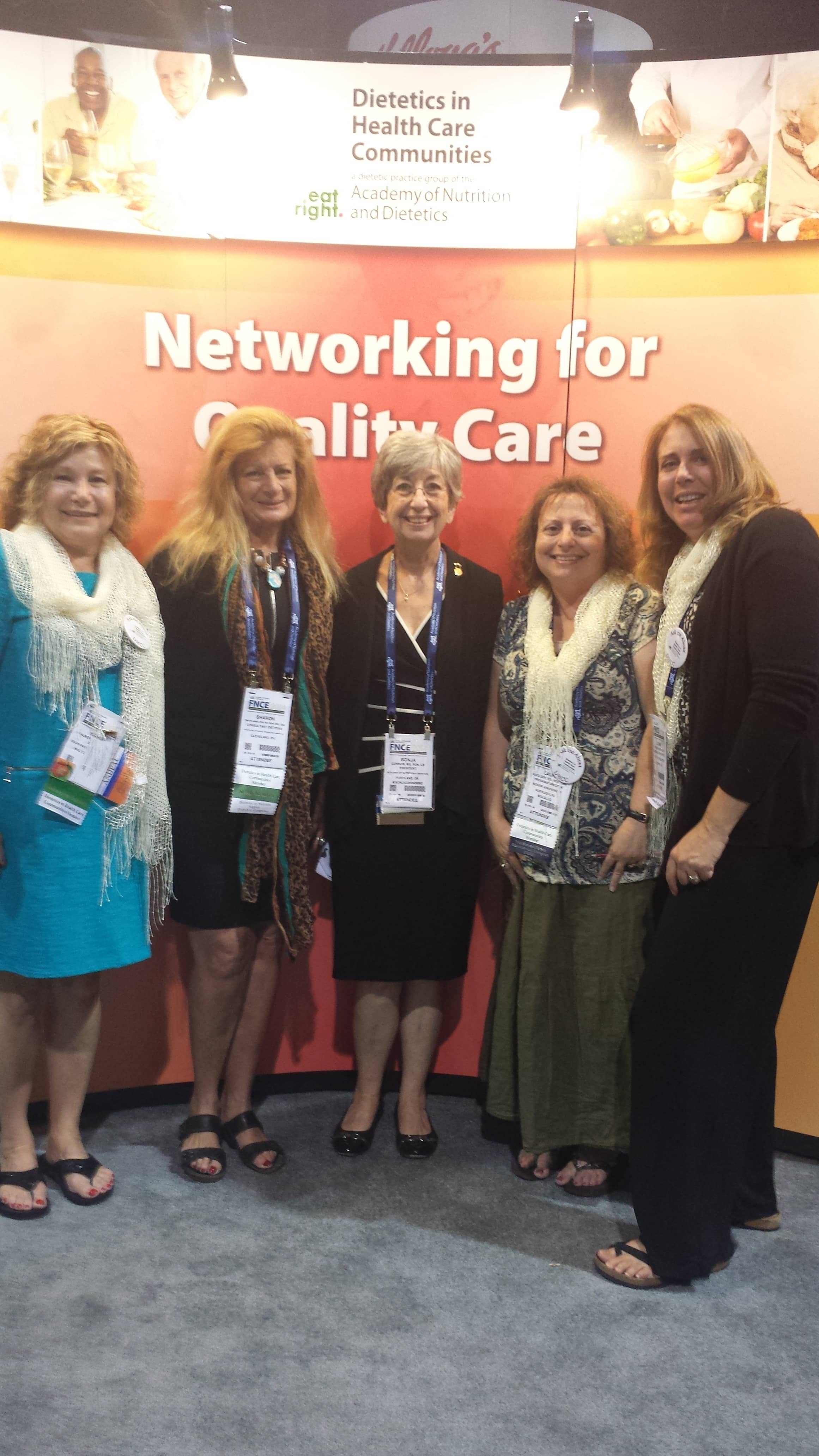 The Lakeland Dietetics & Nutrition Program Has Excellent Representation at National Convention