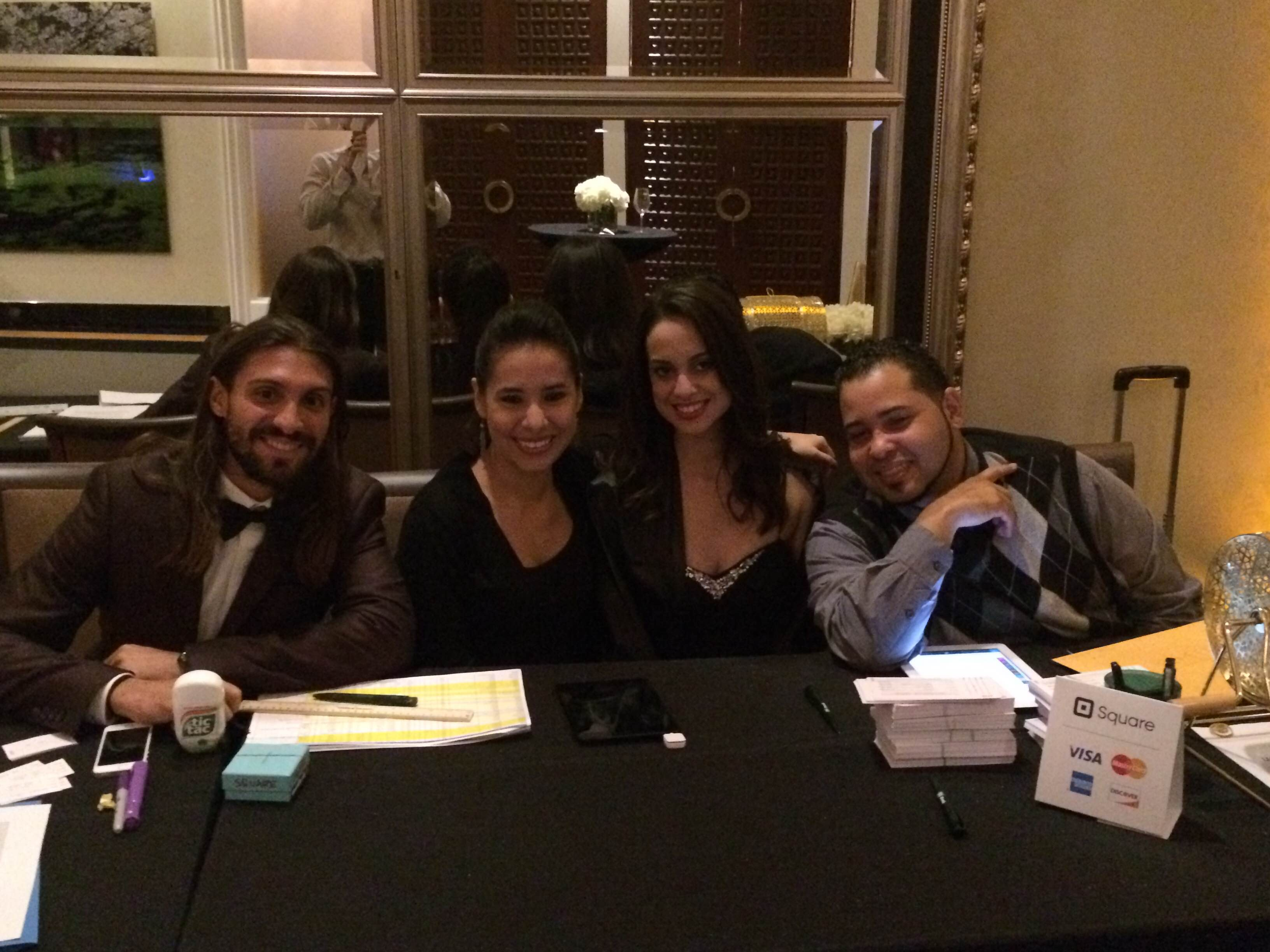 PTK Students From the Miami Campus Volunteer for the Cystic Fibrosis Foundation