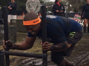 US Army challenge Michael John and Albert Mojica participated in