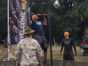 US Army challenge Michael John and Albert Mojica participated in 4