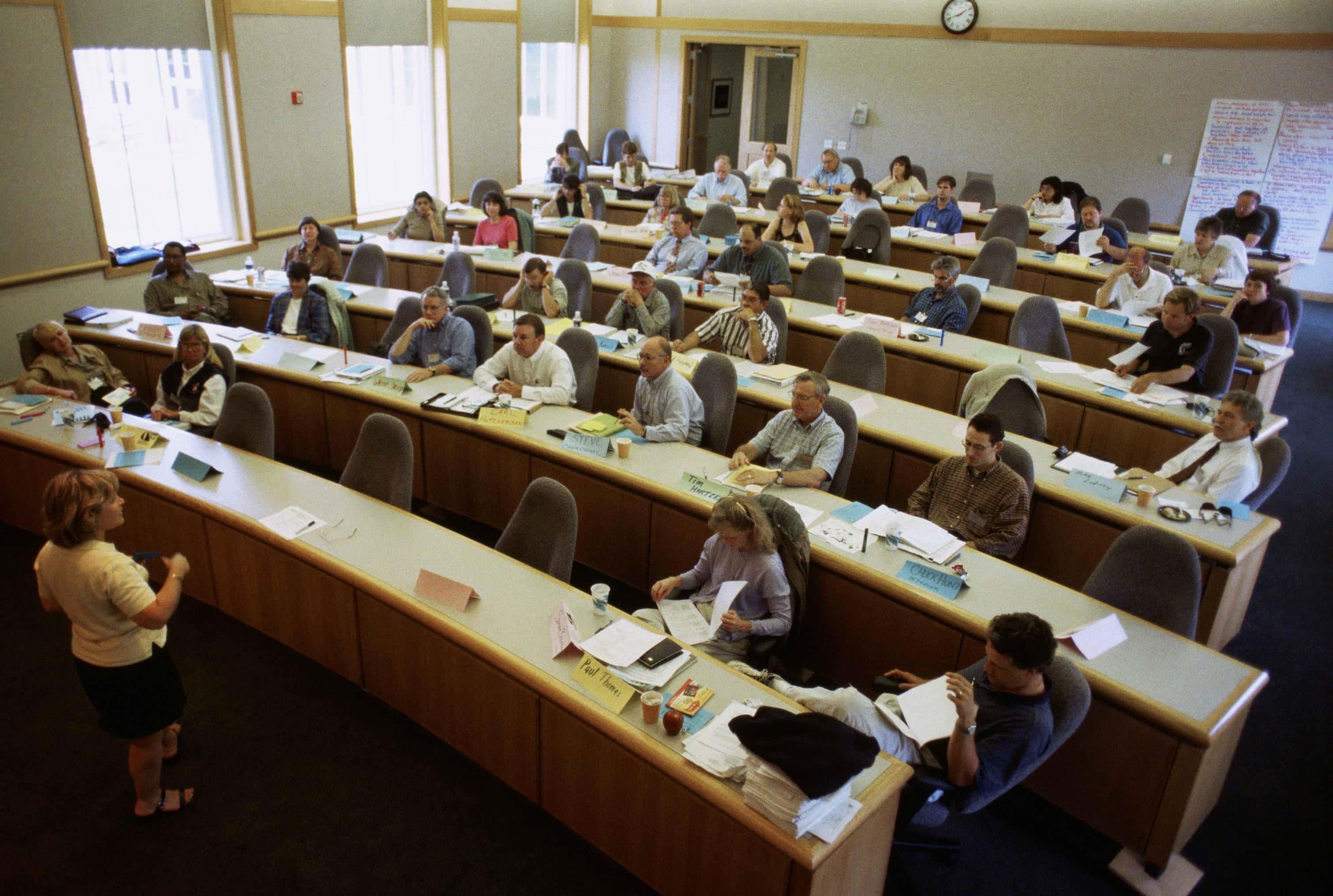 Instruction Methodology For Multi-Generational Classrooms