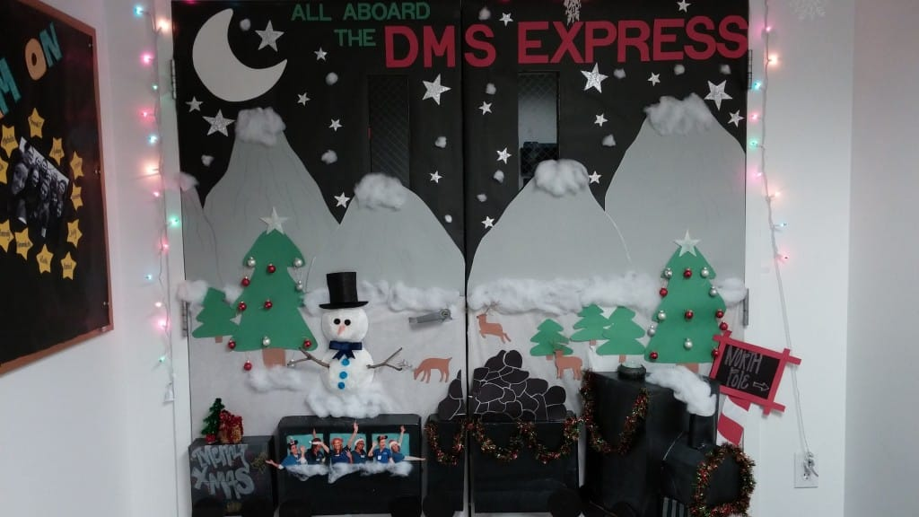 Holiday Door Decorating Contest In Melbourne Keiser