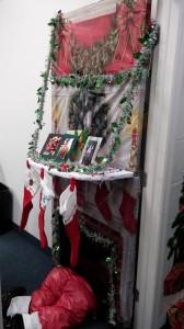 Door decorating Diagnostic Medical Sonography Dec. 2014 (3)