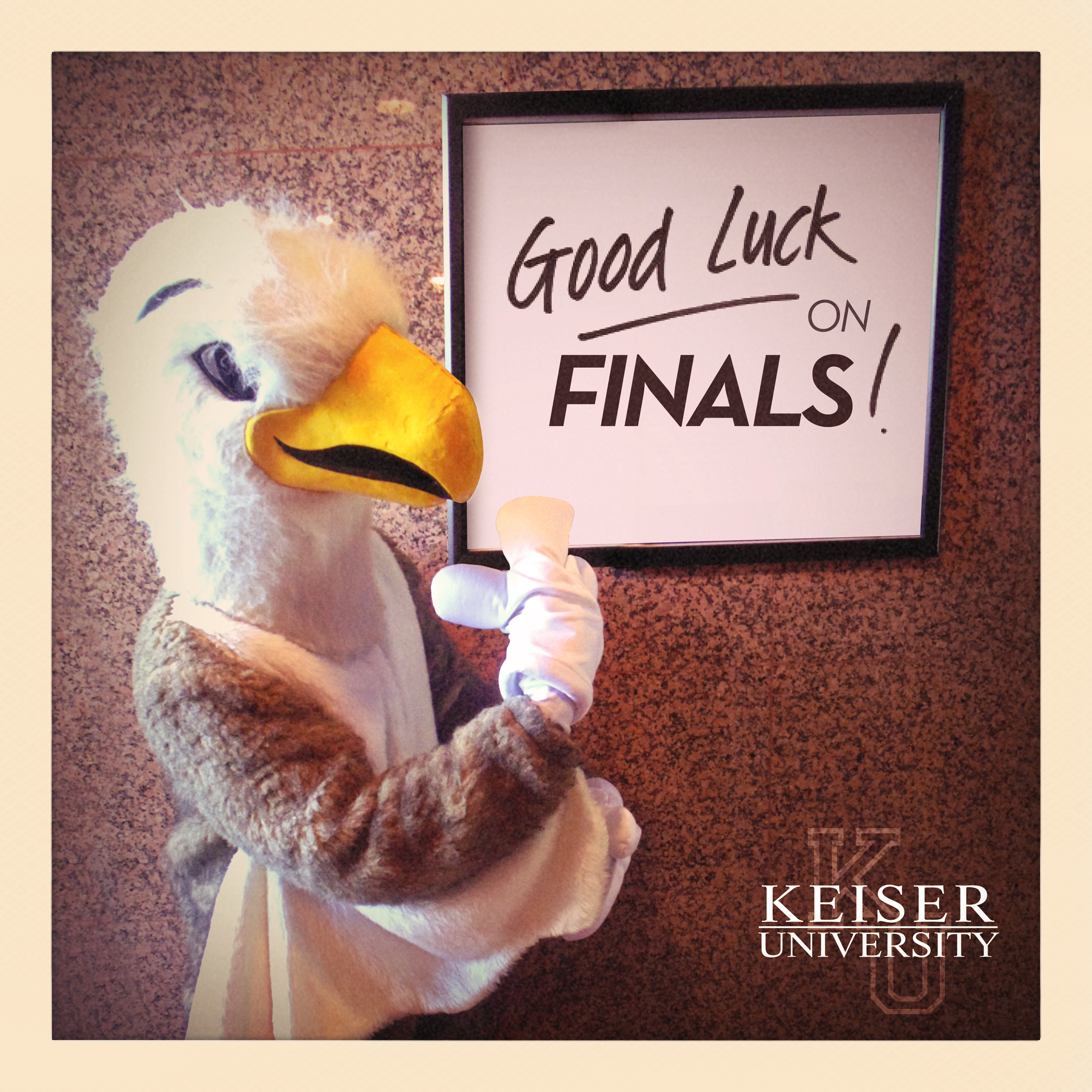 Good Luck on Finals!!