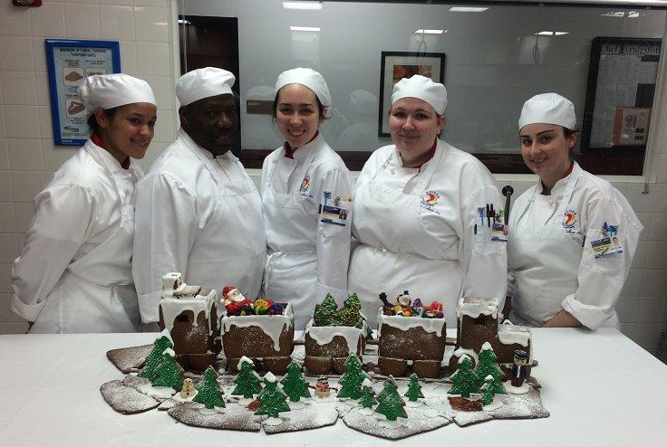 'Tis the Season for Gingerbread in Sarasota
