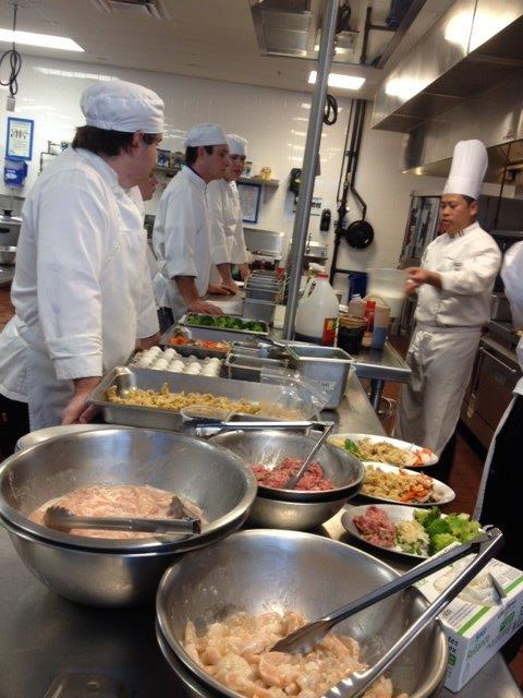 international cuisine coursework Btc today - episode 6 from bates technical college on vimeo students prepare for a variety of careers in the culinary arts profession and for advanced education at.
