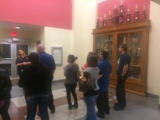 Lakeland Criminal Justice Students Visit the Slammer