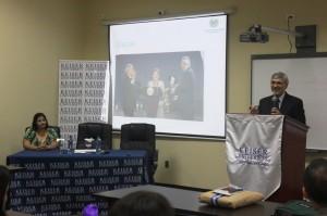 Nicaragua Ambassador Dec. 2014