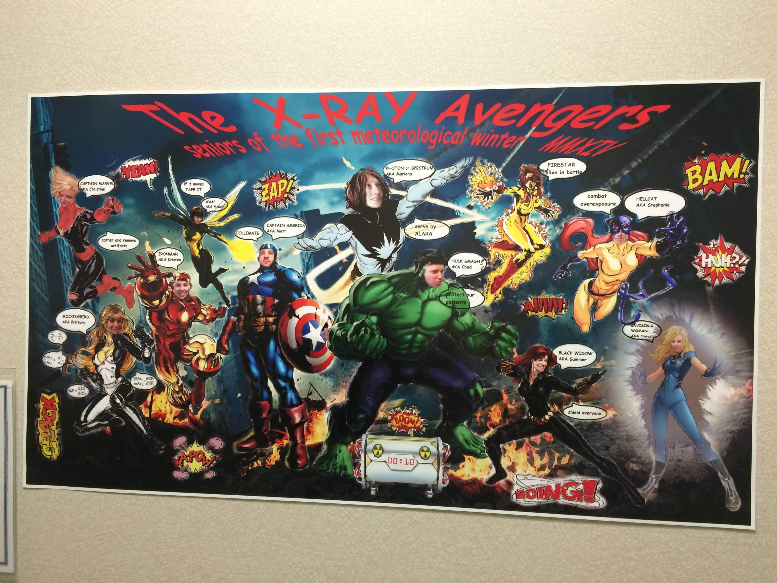 Avengers Assemble in Sarasota