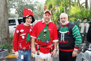 Ugly sweater contest Dec. 2014 (2)