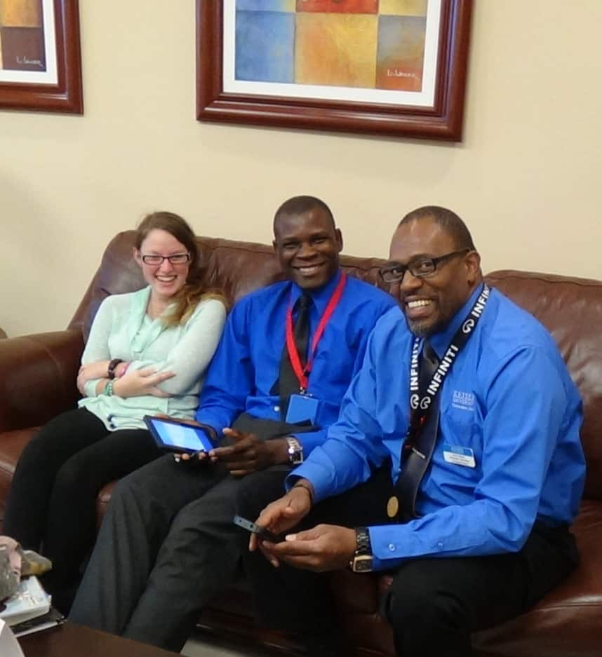 Fort Myers IT Students Attend Cram Study Sessions
