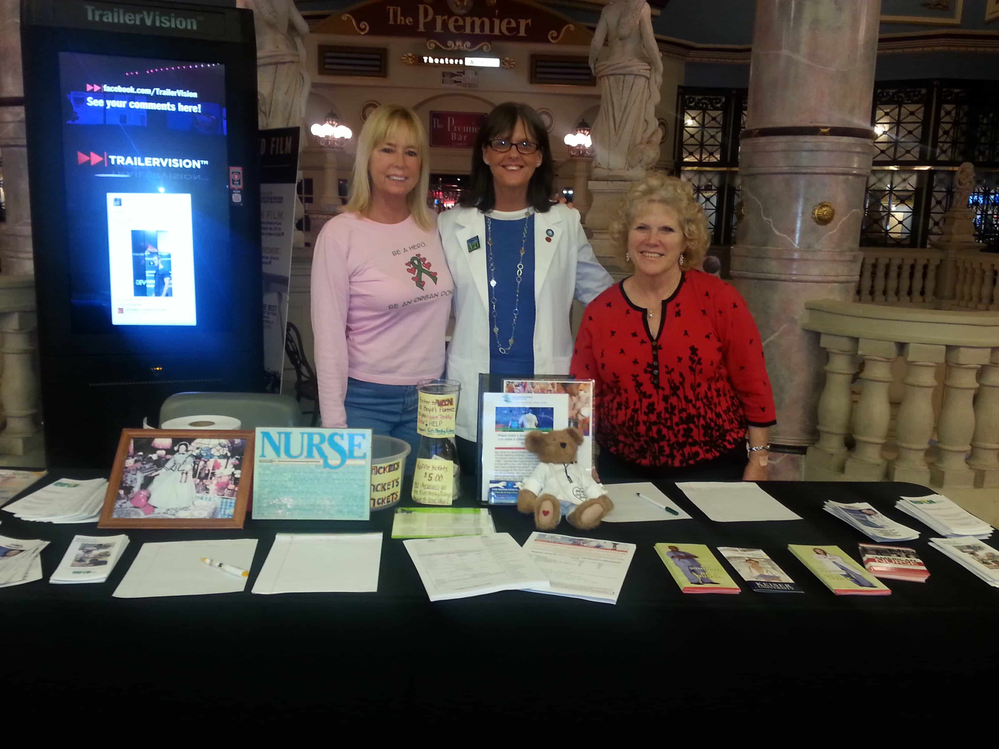 "The West Palm Beach Campus Was Represented at the Showing of the Documentary, ""The American Nurse"""