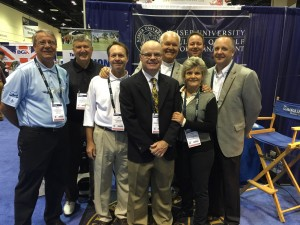 PGA merchandise group shot of faculty Jan. 2015