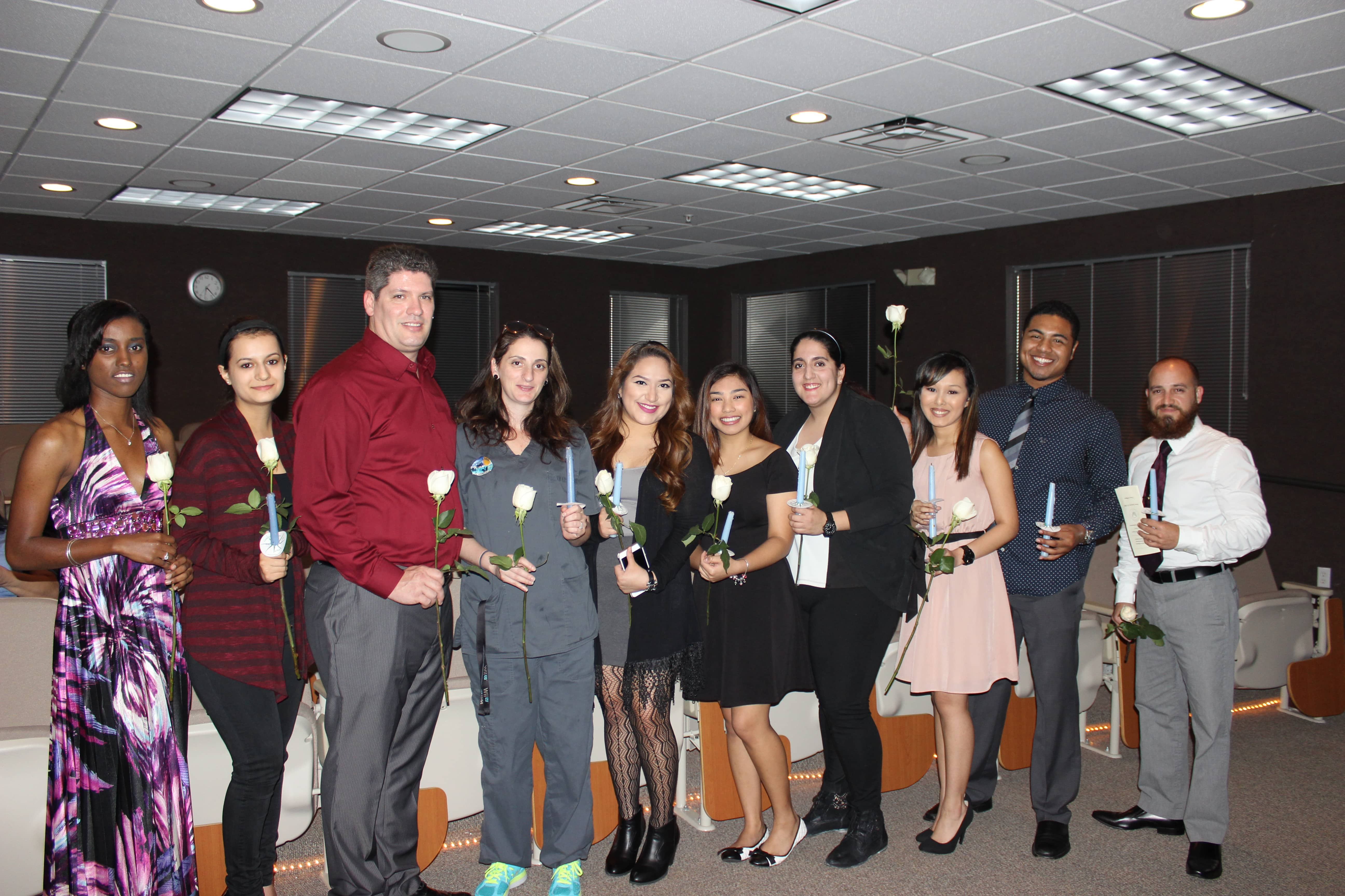 West Palm Beach Inducts New PTK Members