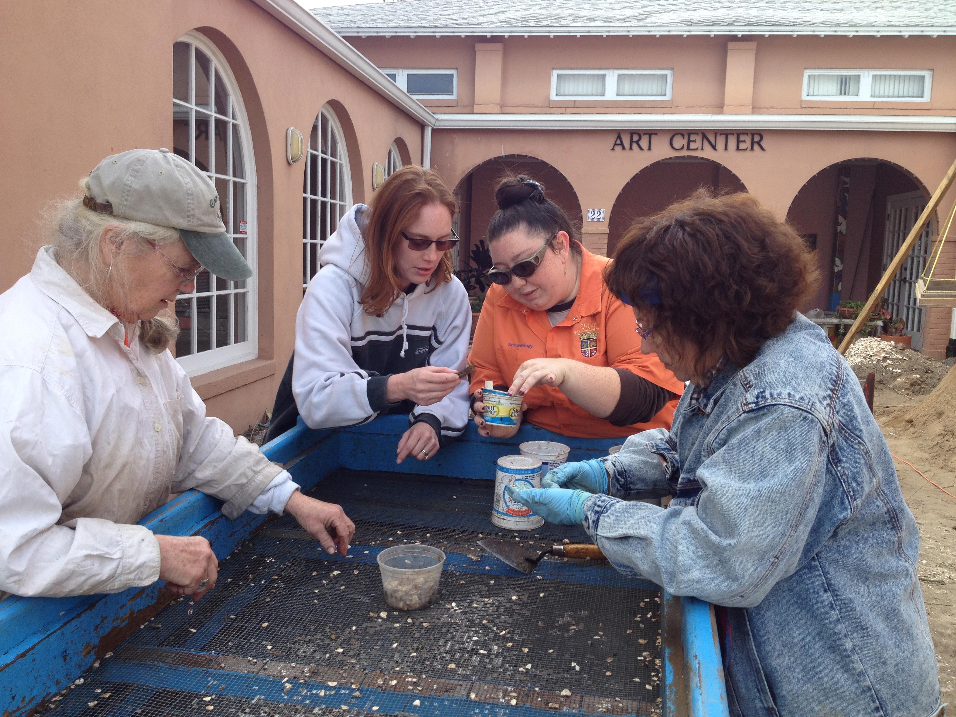 Jacksonville Forensic Investigation Students Visit St. Augustine